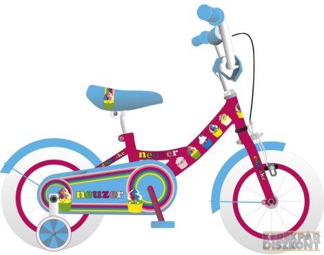 """Kerékpár Neuzer BMX 12"""" lány"""